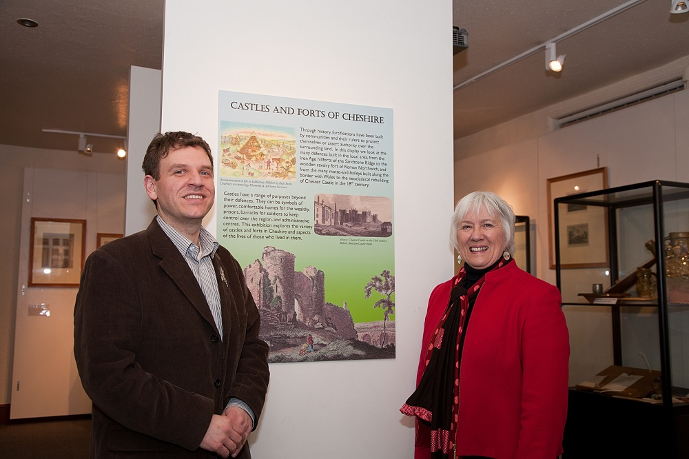 Castle and Forts Exhibition is launched